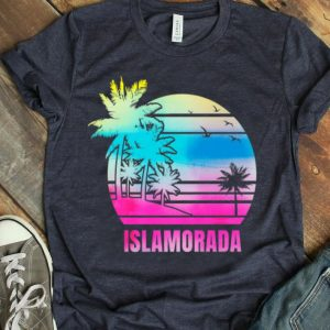 Islamorada Beach Vacation Souvenir Premium shirt