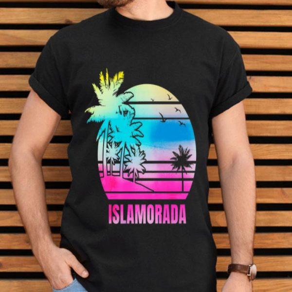 Islamorada Beach Vacation Souvenir Premium shirt