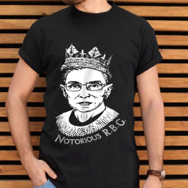 Notorious RBG - Ruth Bader Ginsburg Feminist shirt