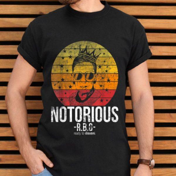 Notorious RBG Ruth Bader Ginsburgs Political Feminist shirt
