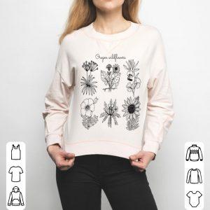 Oregon Wildflowers Boho Flower Vintage Aesthetic Pnw shirt