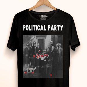 Political Party Beer Drinkers shirt