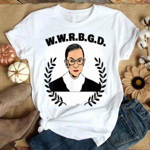 RBG Ruth Bader Ginsburg Feminist shirt
