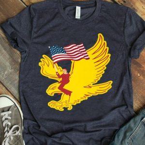 Ruth Bader Ginsburg Eagle American Flag shirt