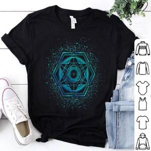 Sacred Geometry, Hexagon Of Stars, Alchemy shirt