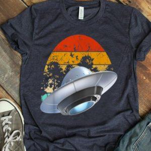Storm Area 51 Retro Vintage UFO Alien Extraterrestrial shirt