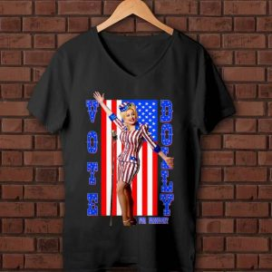Awesome Dolly Parton For President American Flag shirt