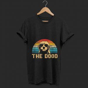 Nice Vintage Goldendoodle The Dood shirt