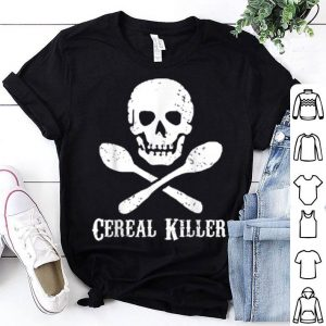 Official Cereal Killer - Funny Halloween shirt