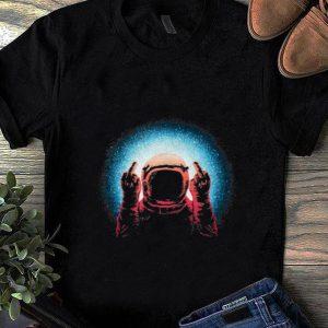 Official Fuck The World Astronaut Spaceman shirt