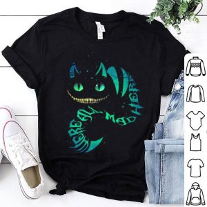 Official Halloween Costume We Are All Mad Here shirt