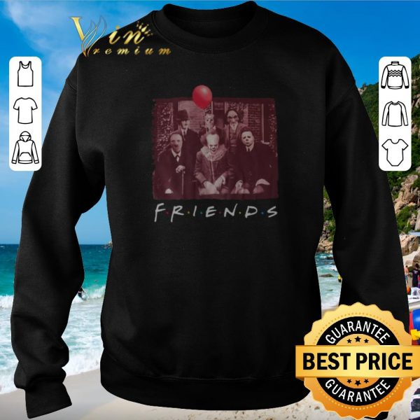 Official Michael Myers Friends TV Show scariest horror movies characters shirt sweater