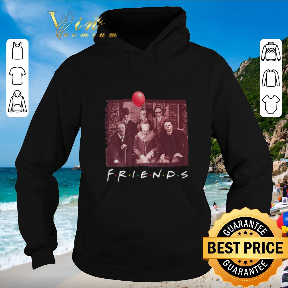 Official Michael Myers Friends TV Show scariest horror movies characters shirt sweater 4 - Official Michael Myers Friends TV Show scariest horror movies characters shirt sweater
