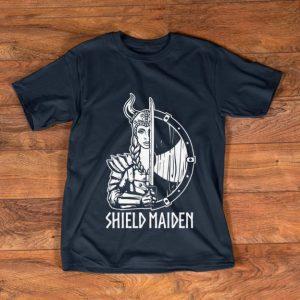 Original Shield Maiden Viking Girl shirt