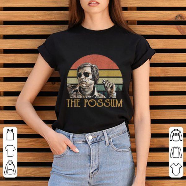Original The Possum George Jones Vintage shirt