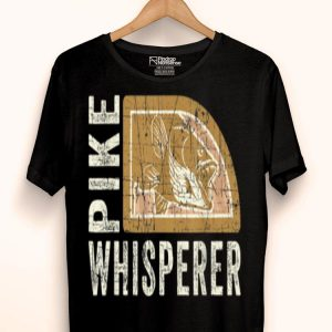 Pike Whisperer Fishing Northern Pike shirt