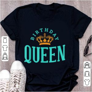 Premium Birthday Crown Queen shirt