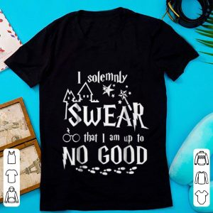 Premium I Solemnly Swear That I Am Up To No Good Harry Potter shirt
