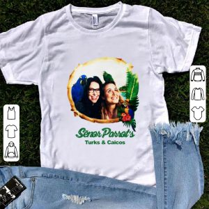 Premium Senor Parrot's Turks And Caicos shirt
