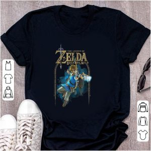 Premium The Legend Of Zelda Breath Of The Wild shirt