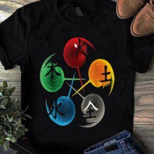 Pretty The Five Elements Of Qigong Tai Chi shirt