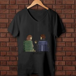 Pretty The Office Jim and Pam Roof Date shirt