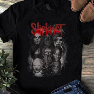 Top Slipknot Official We Are Not Your Kind World Tour shirt