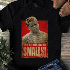Top The Sandlot Killing Me Smalls Poster shirt
