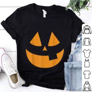Beautiful Smiling Pumpkin Face Happy Halloween Gifts shirt