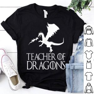 Beautiful Teacher Of Dragons - Funny Halloween Costume Gift shirt