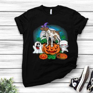 German Shorthaired Pointer Halloween shirt