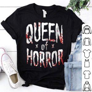 Original Horror Movie Fan - Halloween Horror Queen Gift shirt