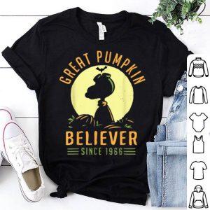 Premium Great 1966 Pumpkin Halloween believer shirt