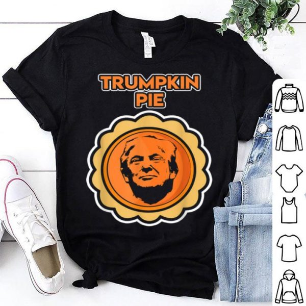 Trumpkin Pie - Make Halloween Great Again - Cake Trump shirt