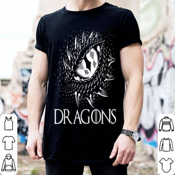 Beautiful Dragons Eye Pic Fathers Day Gift Dragon Halloween Gift shirt