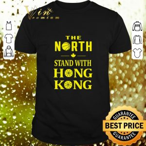 Cool The North Stand With Hong Kong shirt