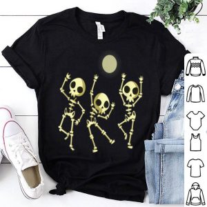 Funny Dancing Skeletons Halloween Day of the Dead shirt