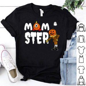 Original Funny Halloween Scary Costume Mom Mom-ster shirt