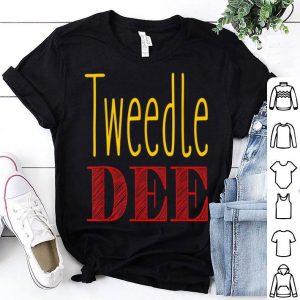 Original Tweedle Dee Halloween Costume Tee shirt