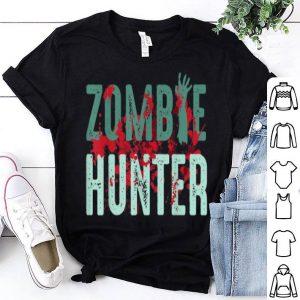 Original Zombie Hunter Halloween Cute Deadly Deer Hunting Gift shirt