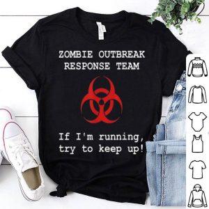 Original Zombie Response Team Funny shirt