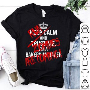 Top Bakery Manager Gifts Halloween shirt