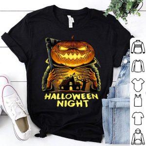 Top Halloween Scary Pumpkin Monster for Women, Men, Kids shirt