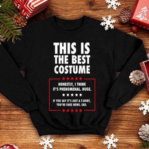 Top Trump Halloween Costume shirt