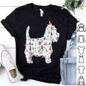 Awesome Westie Funny Christmas Shirt Xmas Pajama gift for men women shirt