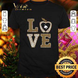 Cheap Love Texas State Bobcats Heart shirt