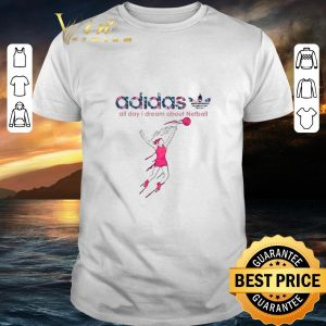 Cheap adidas all day i dream about Netball shirt