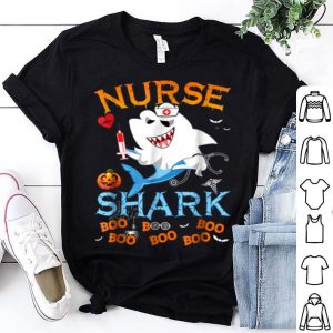 Official Nurse Shark Birthday Gift Halloween Christmas sweater