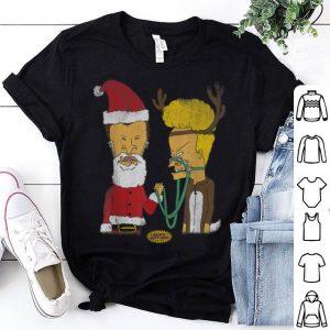 Original Beavis and Butthead Christmas Costumes Graphic shirt