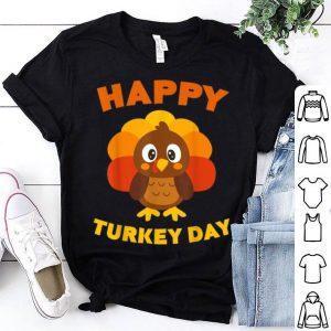 Original Happy Turkey Day Thanksgiving Gift shirt